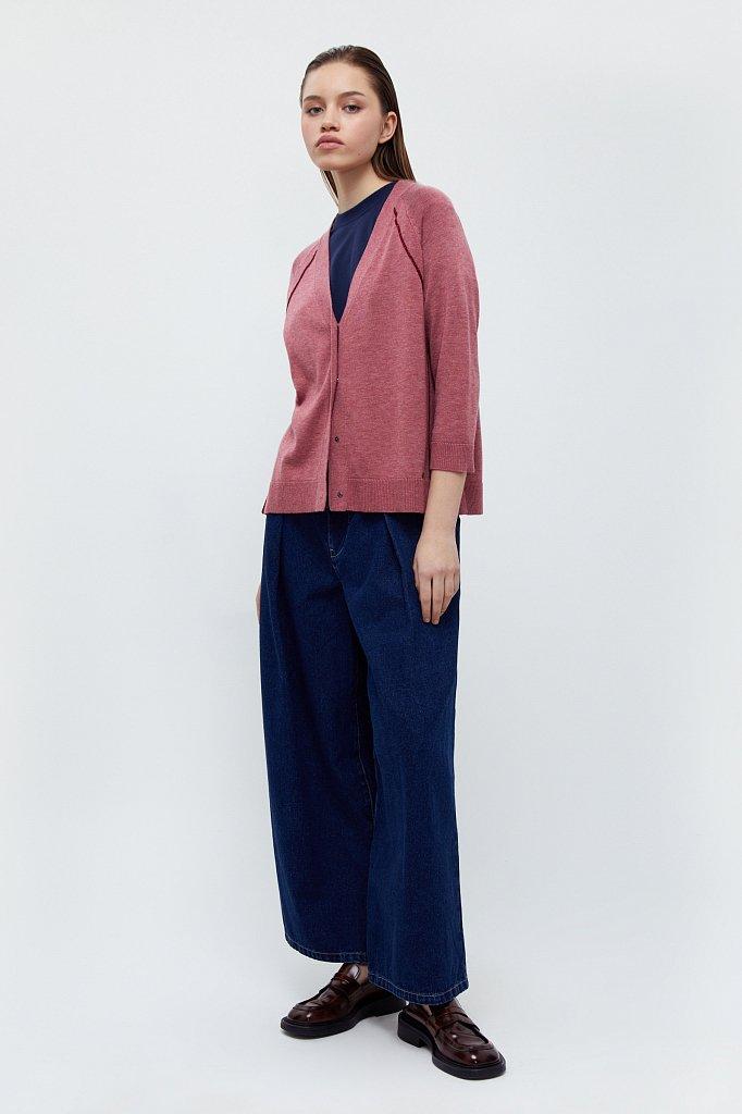 Кардиган женский, Модель B21-11115, Фото №3