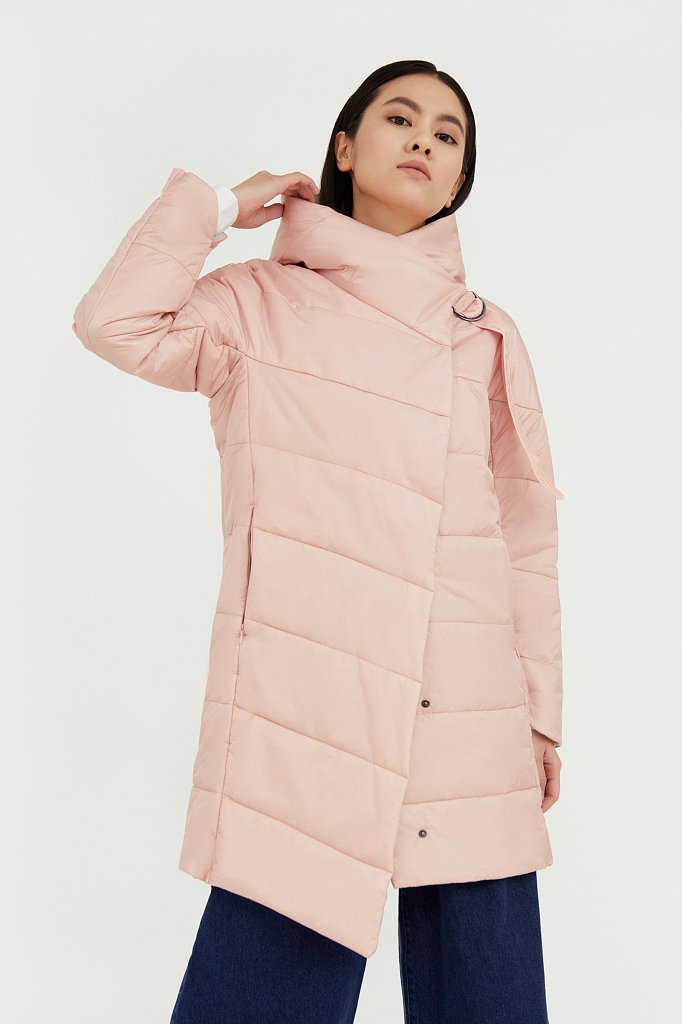 Пальто женское, Модель B21-11007, Фото №2