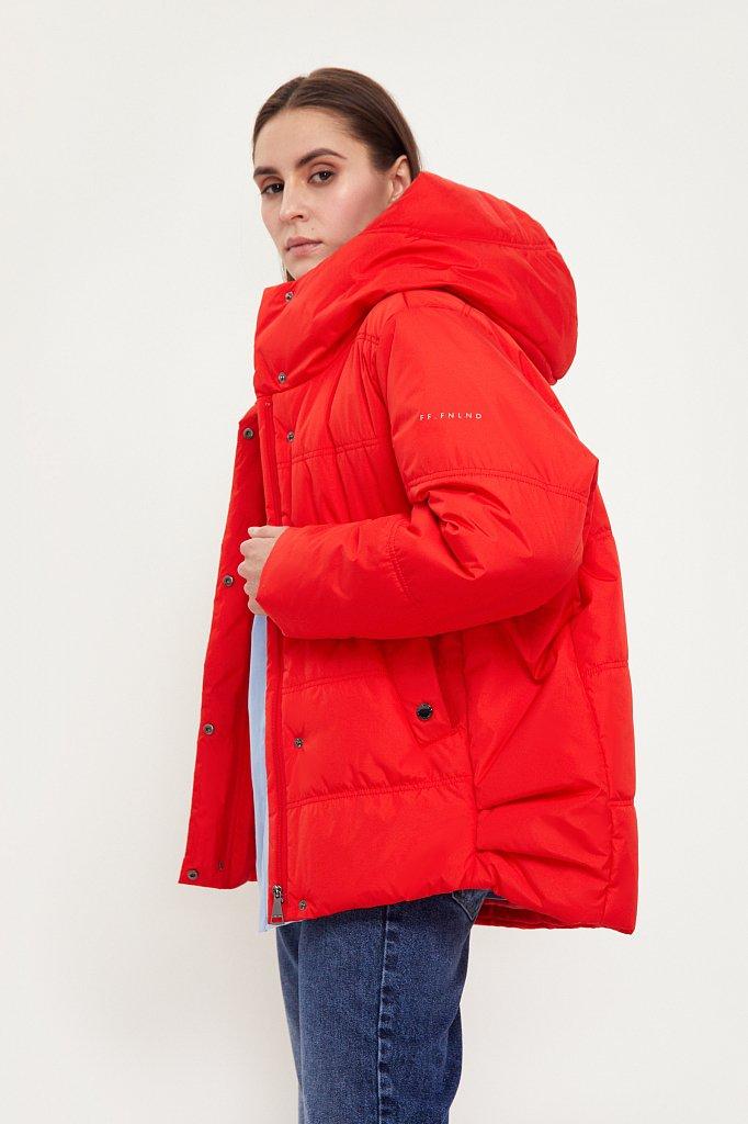 Куртка женская, Модель B21-12062, Фото №1