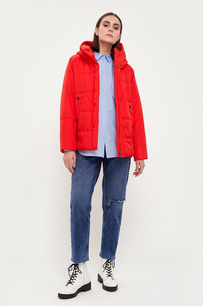 Куртка женская, Модель B21-12062, Фото №3