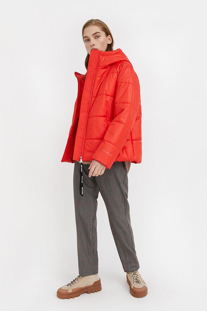 Куртка женская, Модель B21-12067, Фото №1