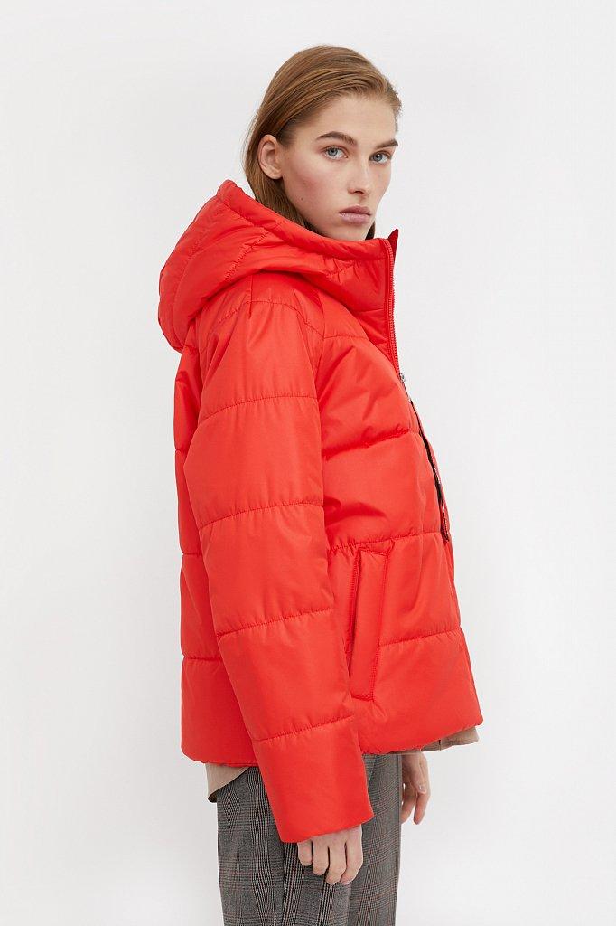 Куртка женская, Модель B21-12067, Фото №3