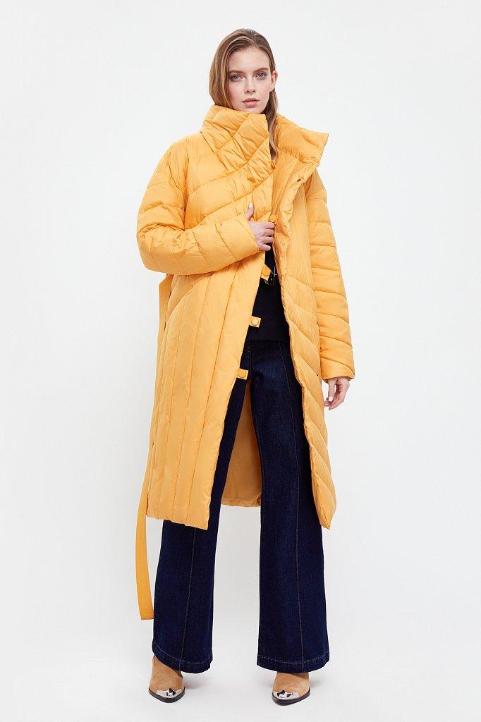 Пальто женское, Модель B21-12069, Фото №2