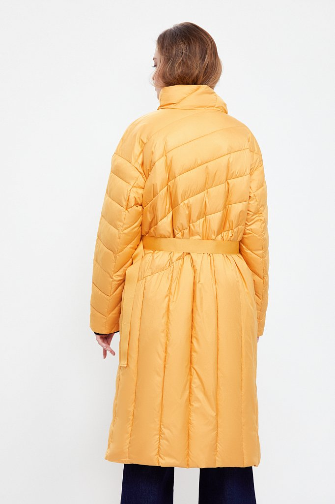 Пальто женское, Модель B21-12069, Фото №4