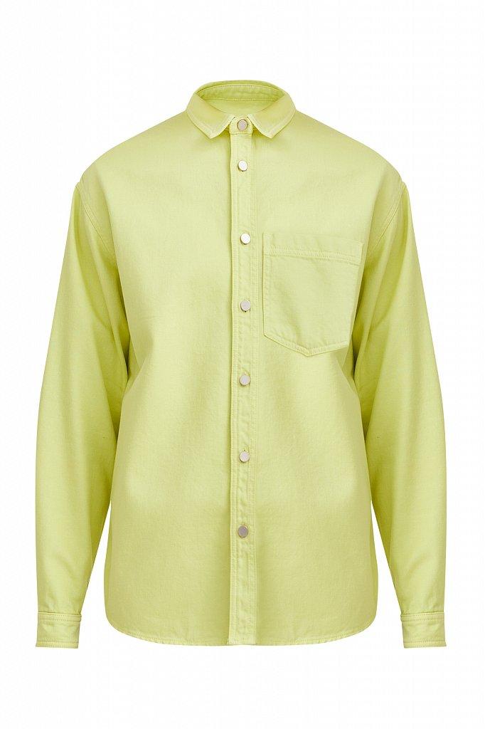 Рубашка мужская, Модель B21-25021, Фото №7
