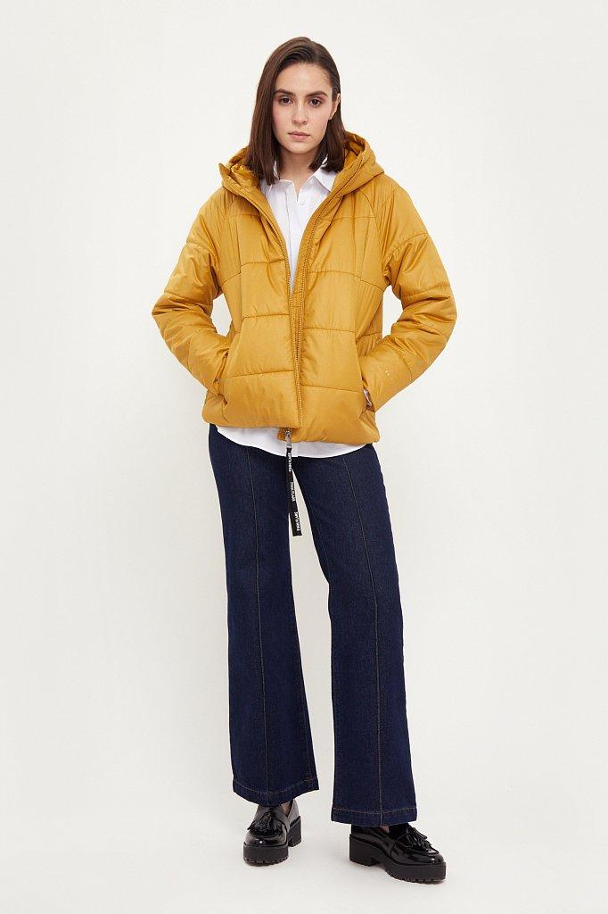 Куртка женская, Модель B21-12067, Фото №2