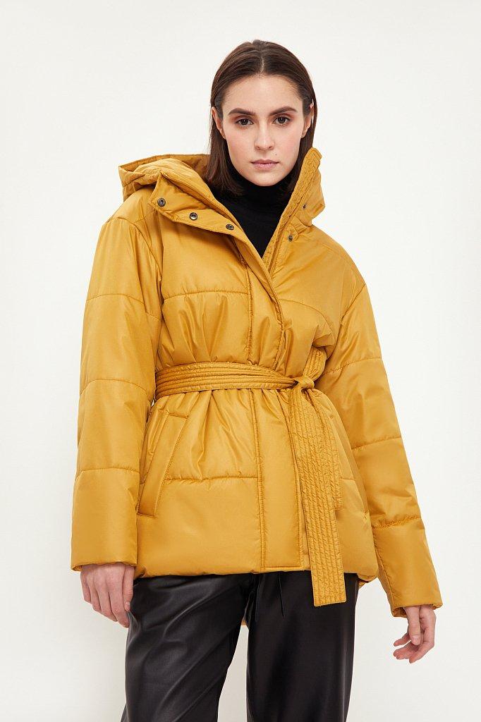 Куртка женская, Модель B21-12068, Фото №1