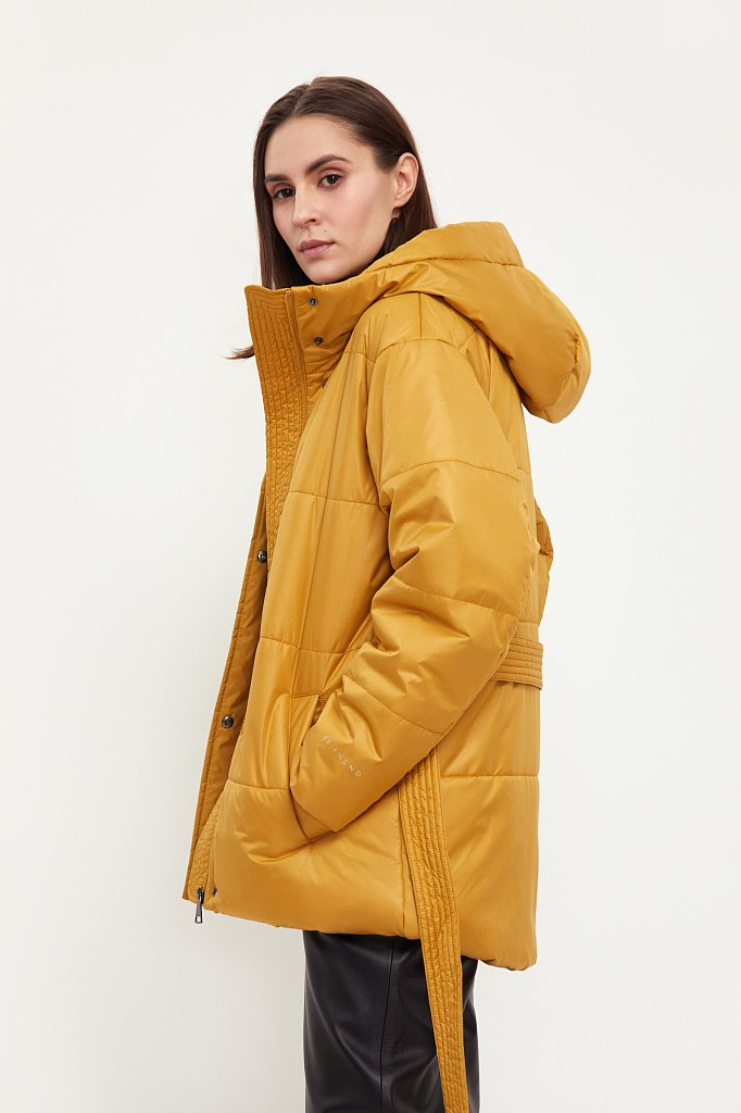 Куртка женская, Модель B21-12068, Фото №3