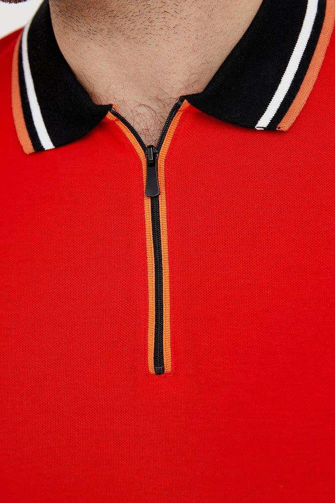 Поло мужское, Модель B21-42022, Фото №5