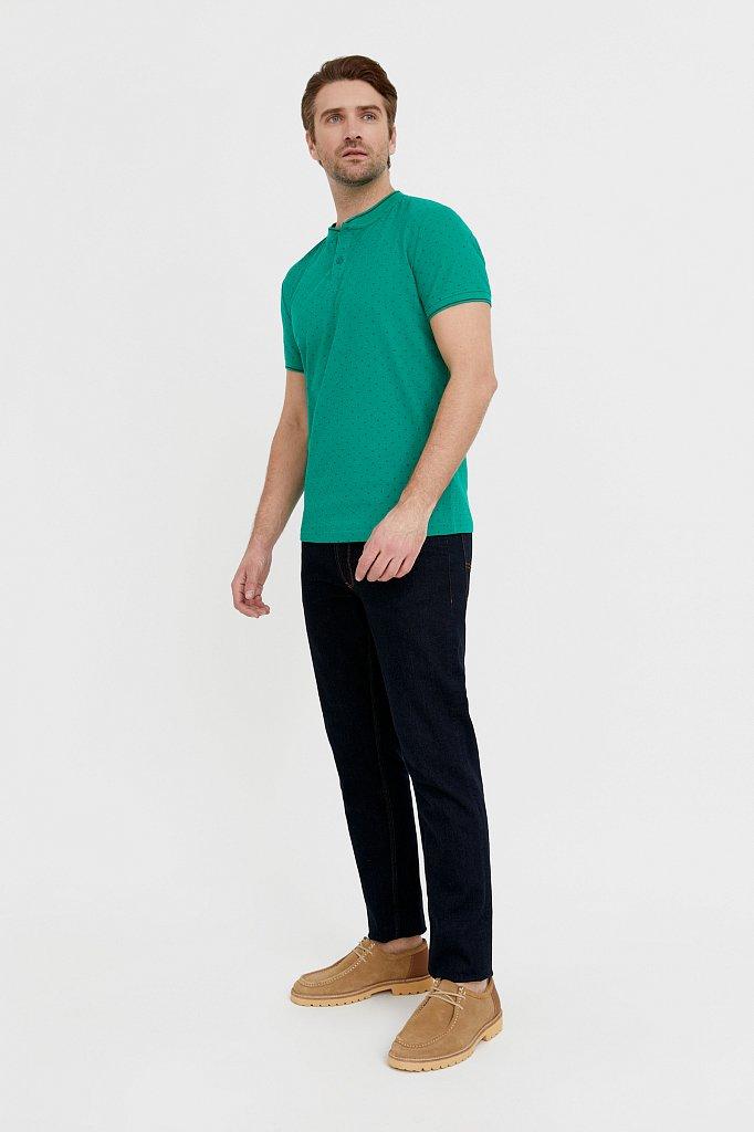 Поло мужское, Модель B21-21025, Фото №2