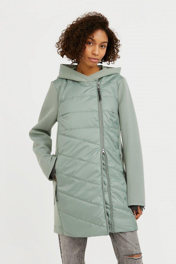Пальто женское, Модель B21-11031, Фото №1