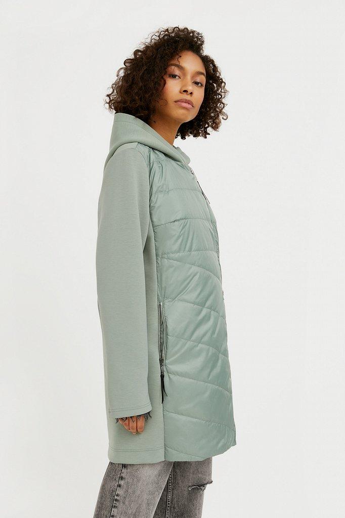 Пальто женское, Модель B21-11031, Фото №3