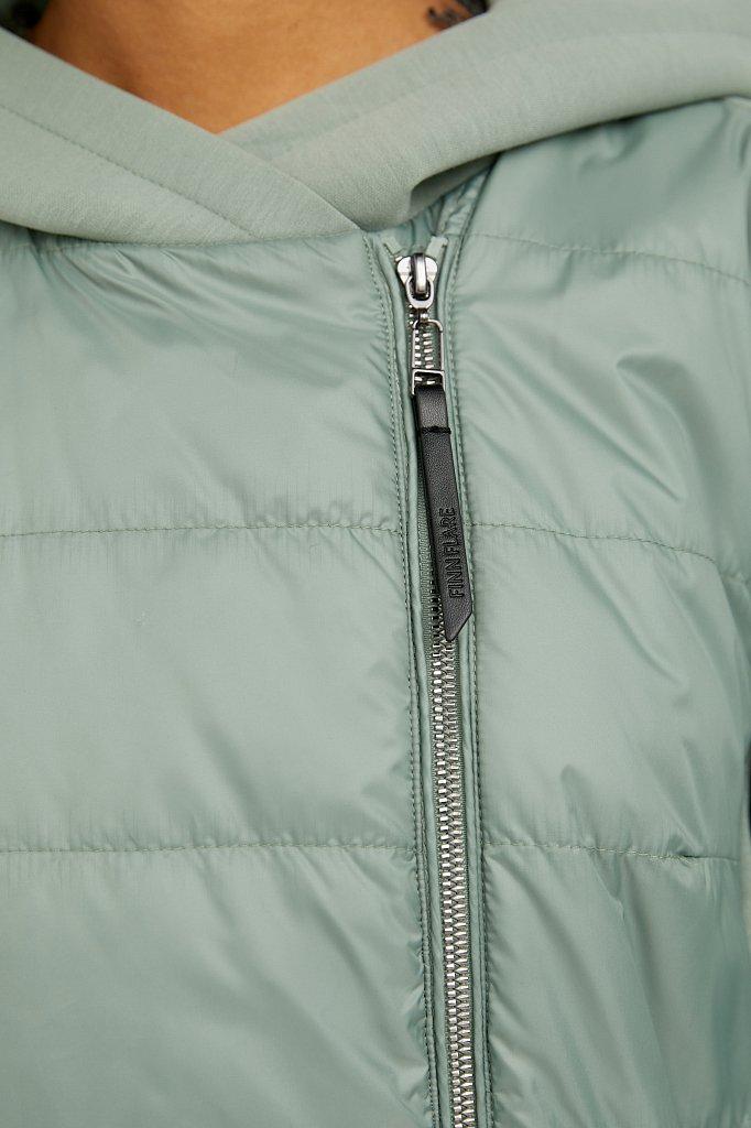 Пальто женское, Модель B21-11031, Фото №5