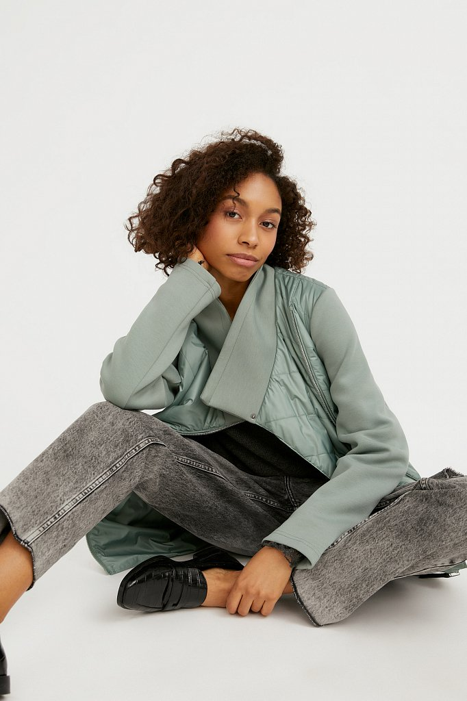 Куртка женская, Модель B21-11032, Фото №3
