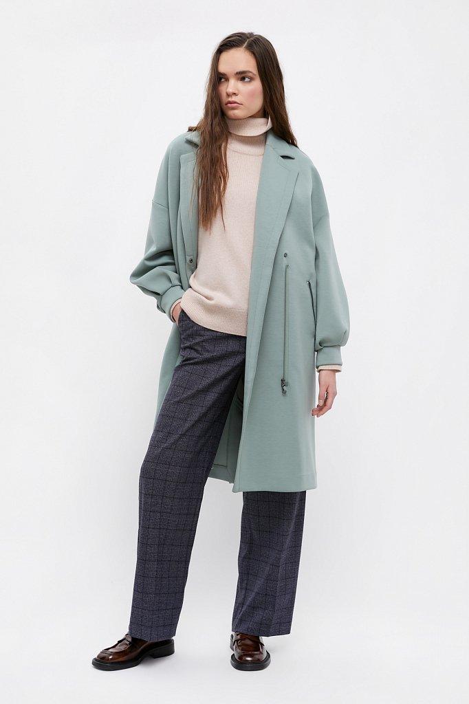 Пальто женское, Модель B21-11033, Фото №2