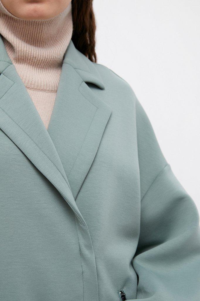 Пальто женское, Модель B21-11033, Фото №5