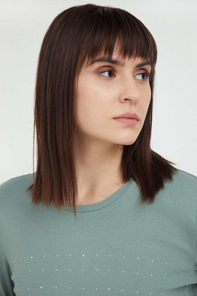 Лонгслив женский, Модель B21-11042, Фото №6