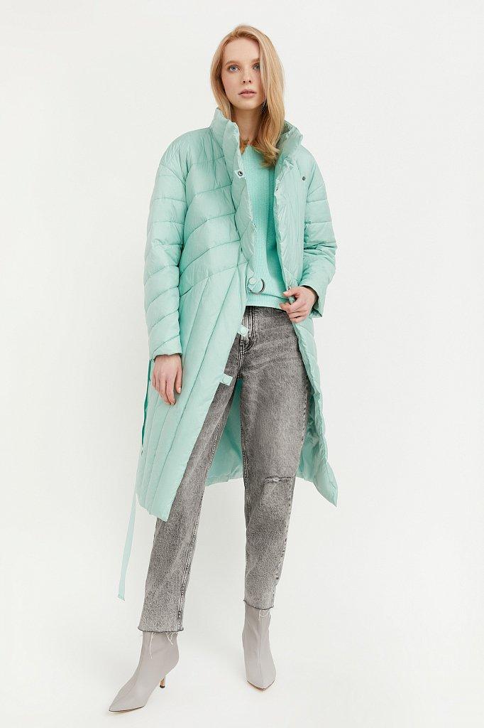 Пальто женское, Модель B21-12069, Фото №1