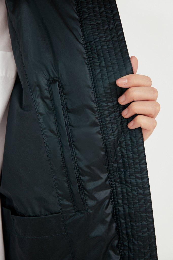 Пальто женское, Модель B21-11002, Фото №4