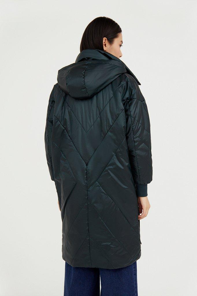 Пальто женское, Модель B21-11002, Фото №5
