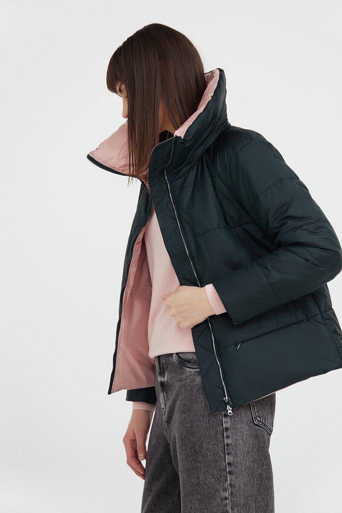 Куртка женская, Модель B21-11008, Фото №1