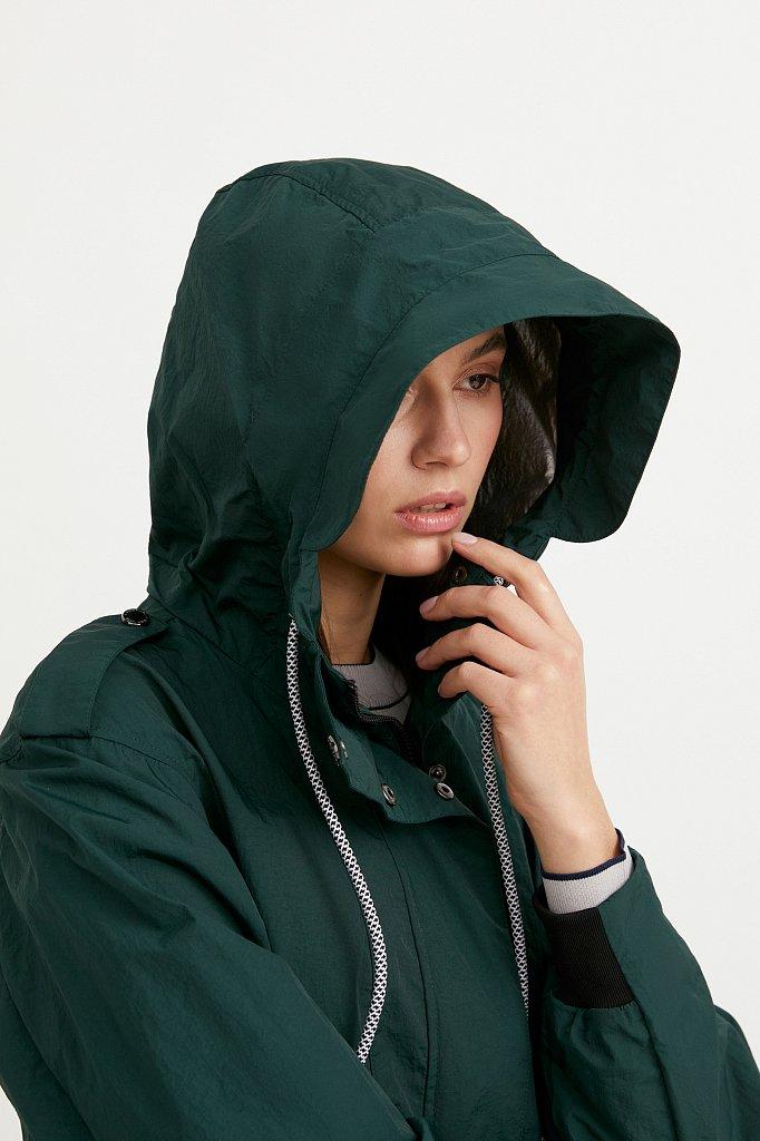 Плащ женский, Модель B21-11046, Фото №5