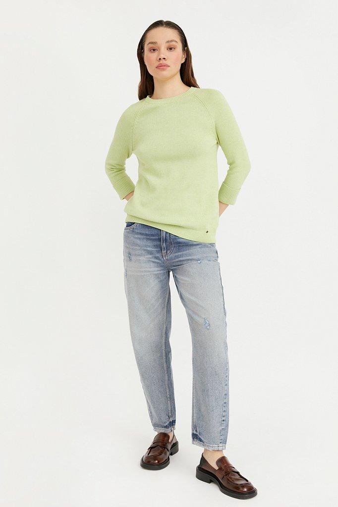 Джемпер женский, Модель B21-11119, Фото №1