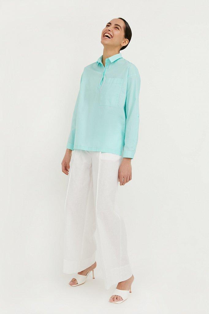 Блузка женская, Модель B21-32019, Фото №4