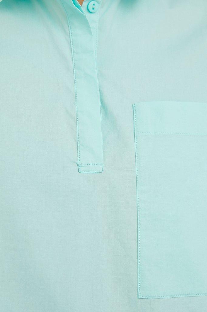 Блузка женская, Модель B21-32019, Фото №6