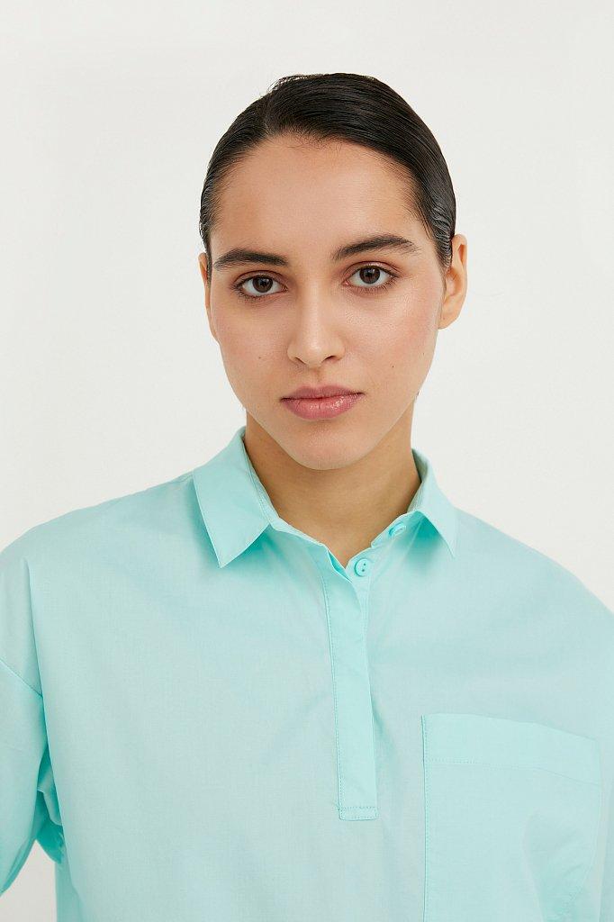 Блузка женская, Модель B21-32019, Фото №7
