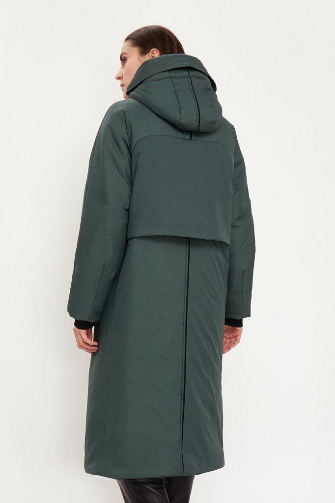 Пальто женское, Модель B21-32057, Фото №5