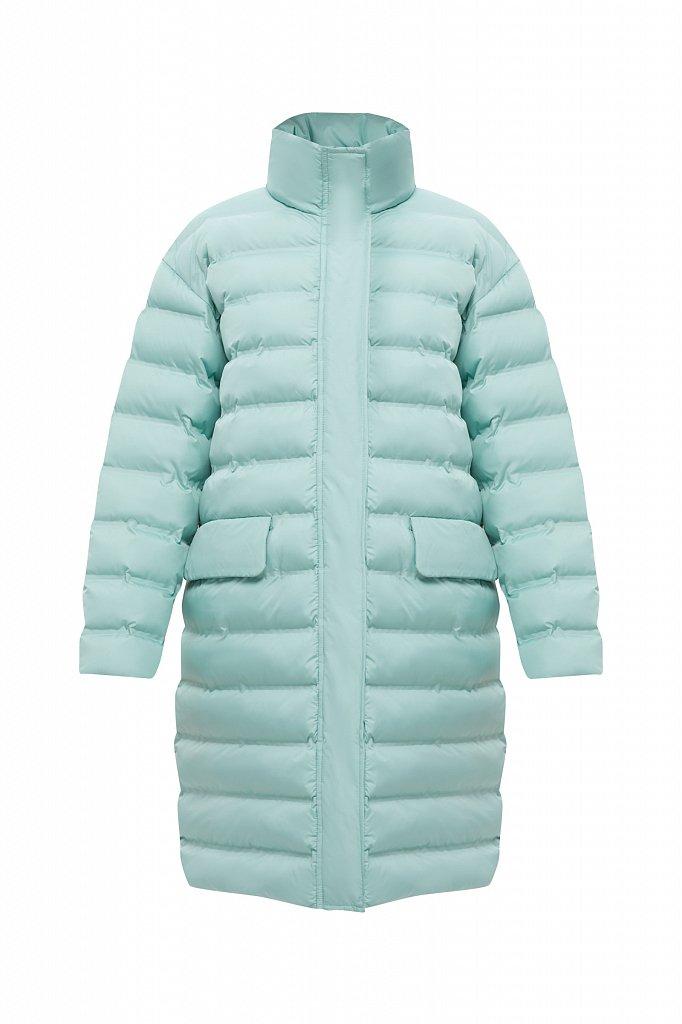 Пальто женское, Модель B21-12043, Фото №8