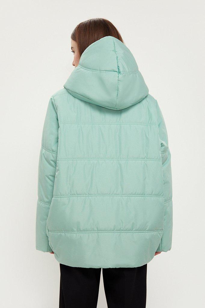 Куртка женская, Модель B21-12062, Фото №4