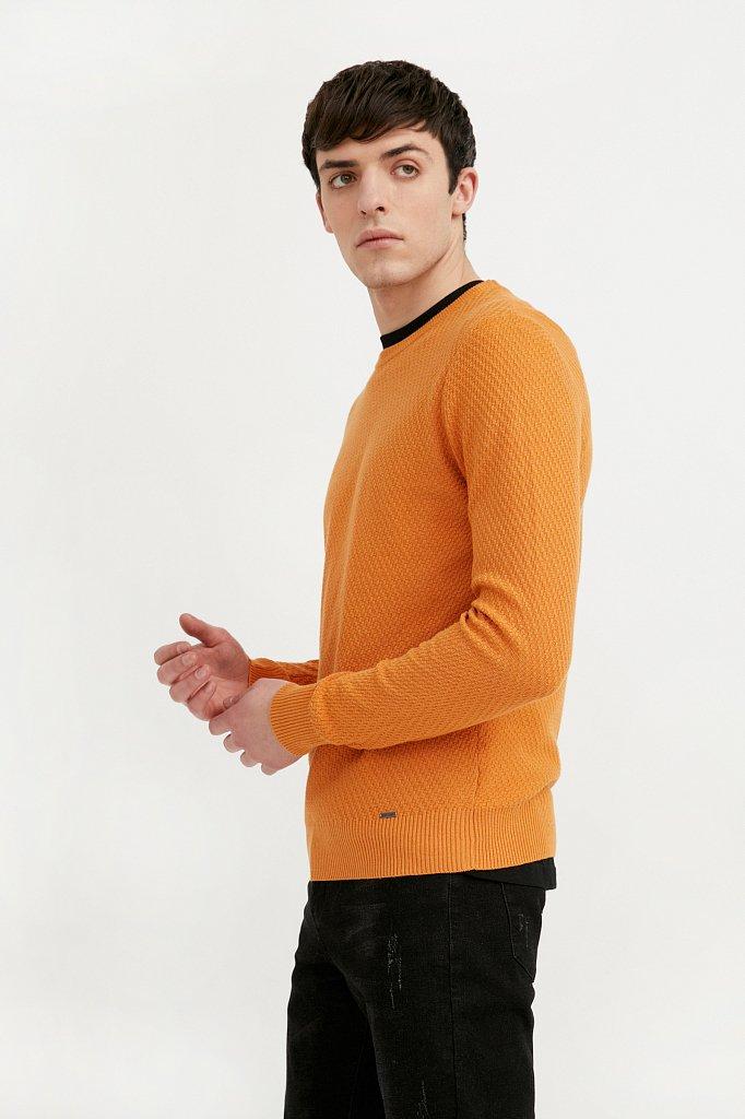 Джемпер мужской, Модель B21-21118, Фото №3