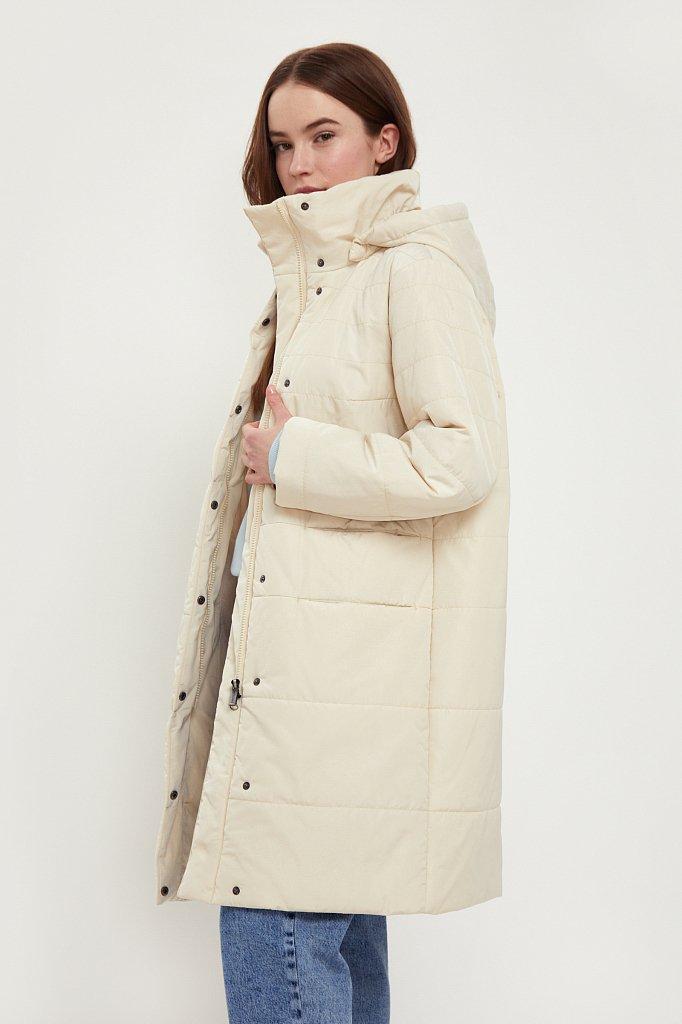 Пальто женское, Модель B21-12002, Фото №1