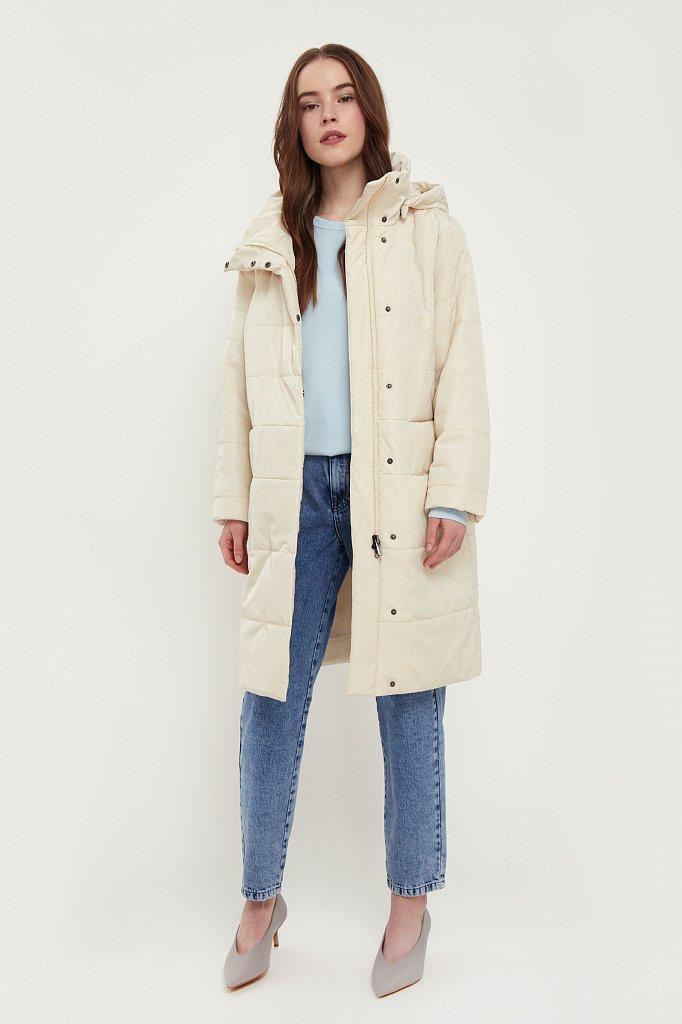 Пальто женское, Модель B21-12002, Фото №3