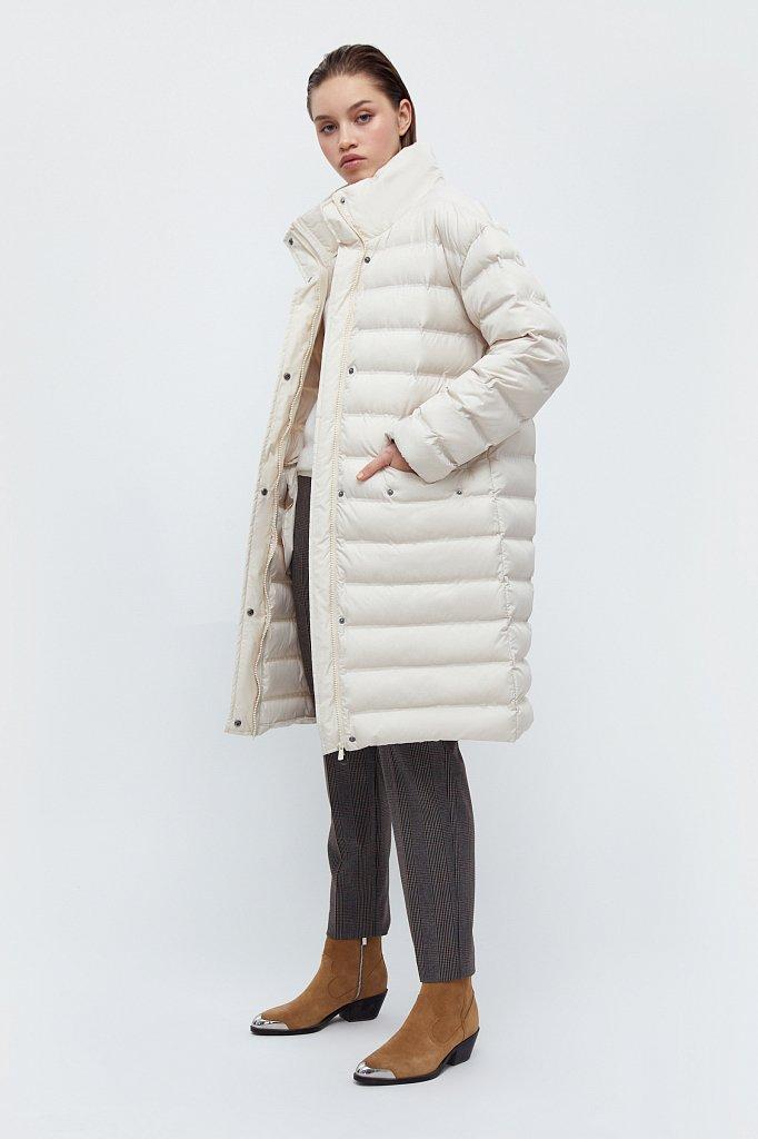 Пальто женское, Модель B21-12043, Фото №2