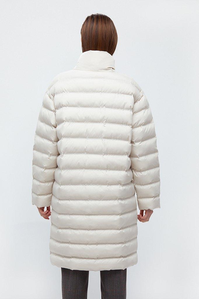 Пальто женское, Модель B21-12043, Фото №4