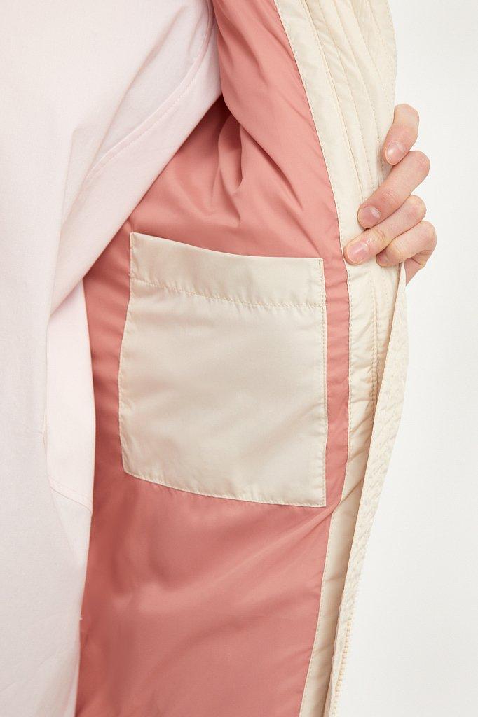 Куртка женская, Модель B21-12063, Фото №4
