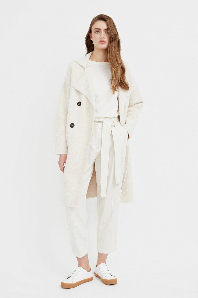 Пальто женское, Модель B21-12121, Фото №3