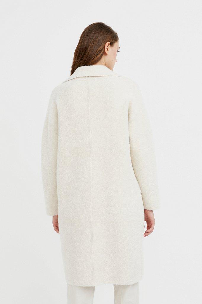 Пальто женское, Модель B21-12121, Фото №7