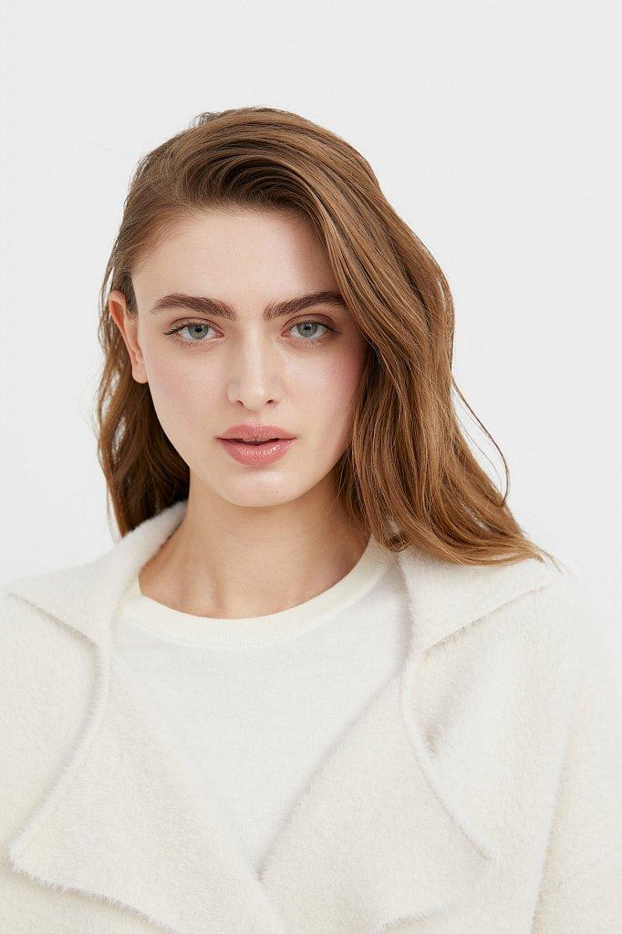 Пальто женское, Модель B21-12121, Фото №9