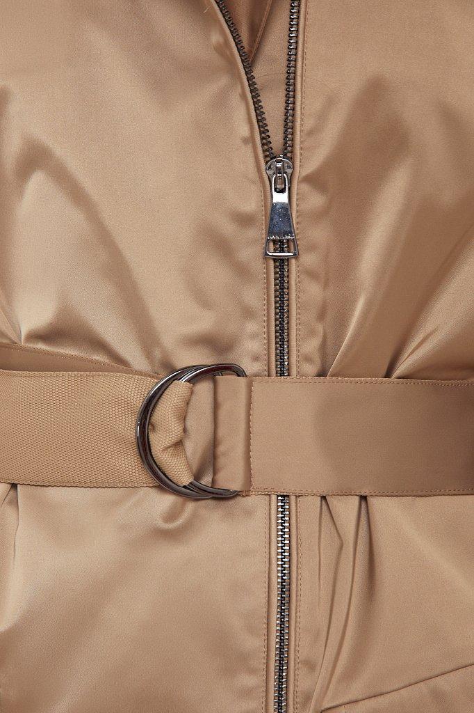 Плащ с защитой от влаги, Модель B21-11006, Фото №5