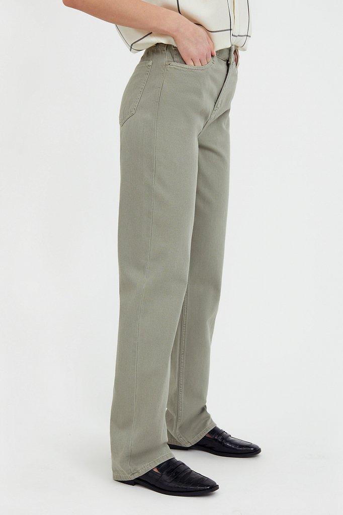 Джинсы женские, Модель B21-15024, Фото №3