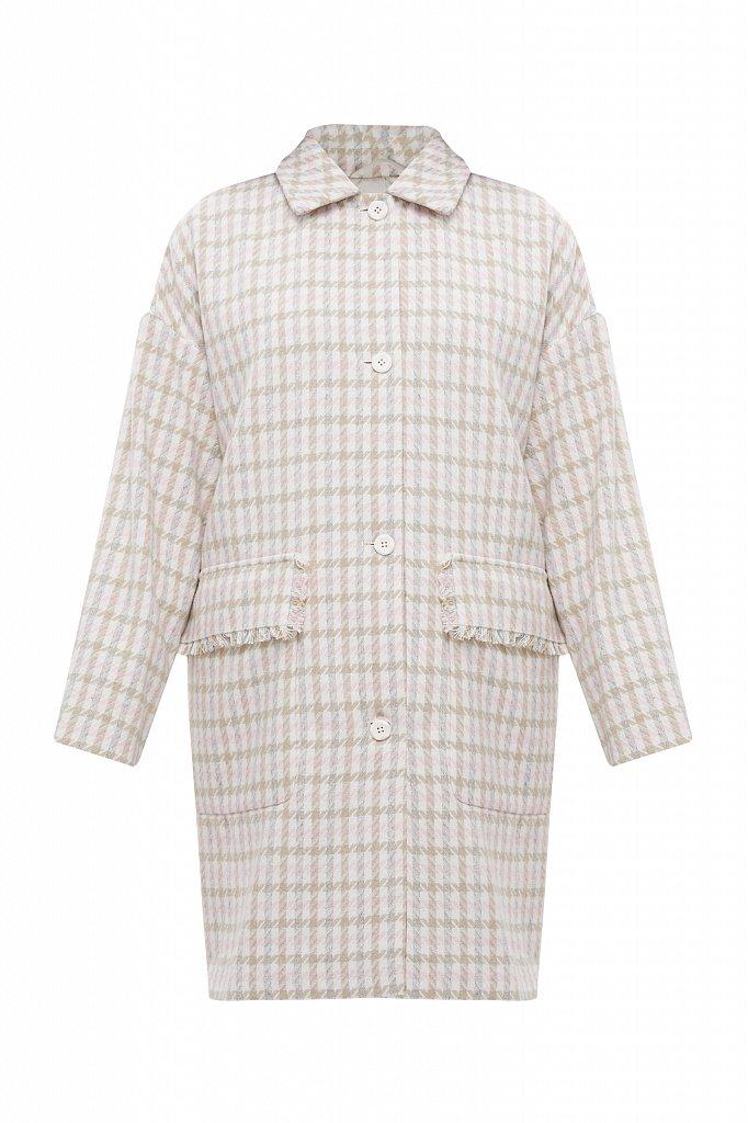 Пальто женское, Модель B21-11004, Фото №7