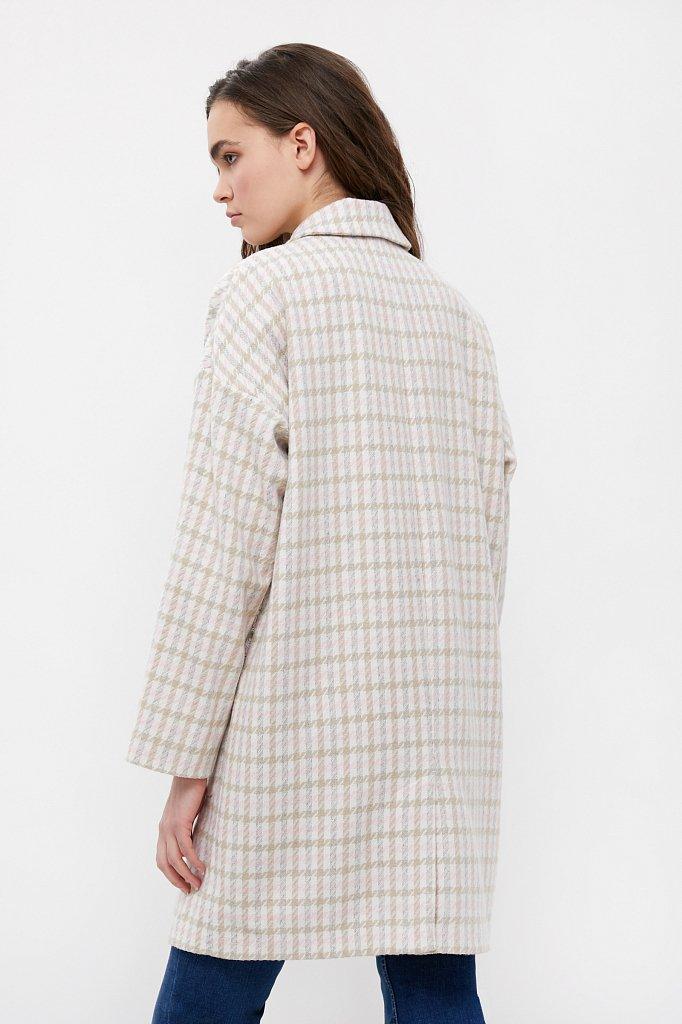 Пальто женское, Модель B21-11004, Фото №4