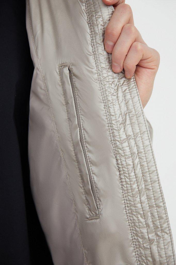 Куртка женская, Модель B21-11003, Фото №4