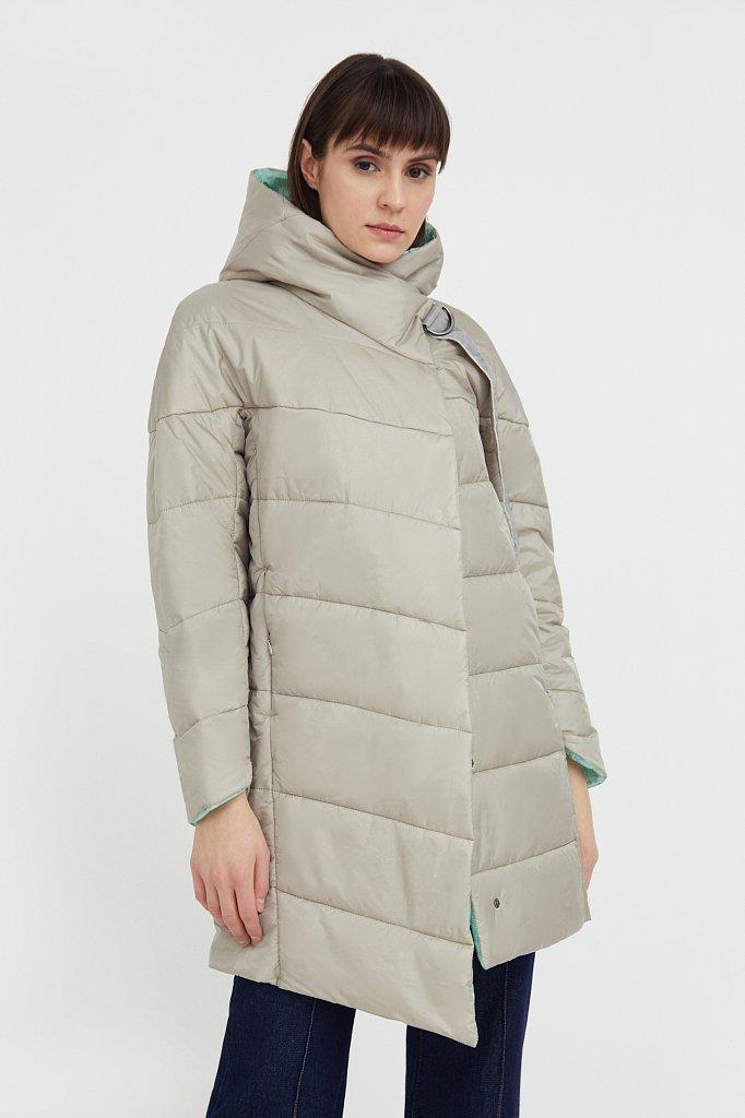 Пальто женское, Модель B21-11007, Фото №1