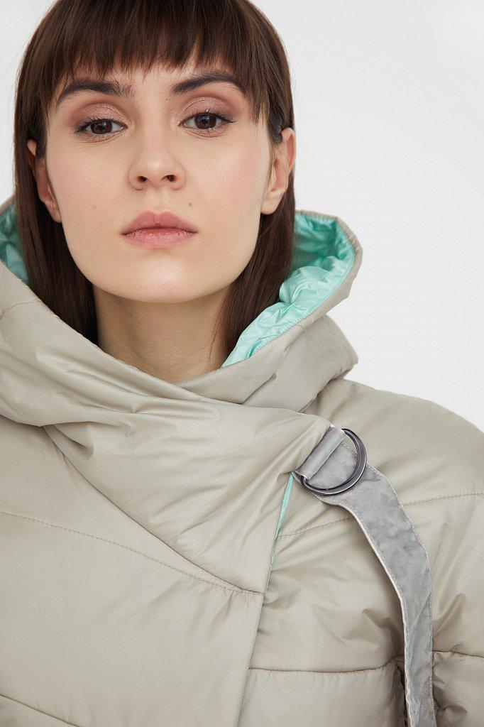 Пальто женское, Модель B21-11007, Фото №6