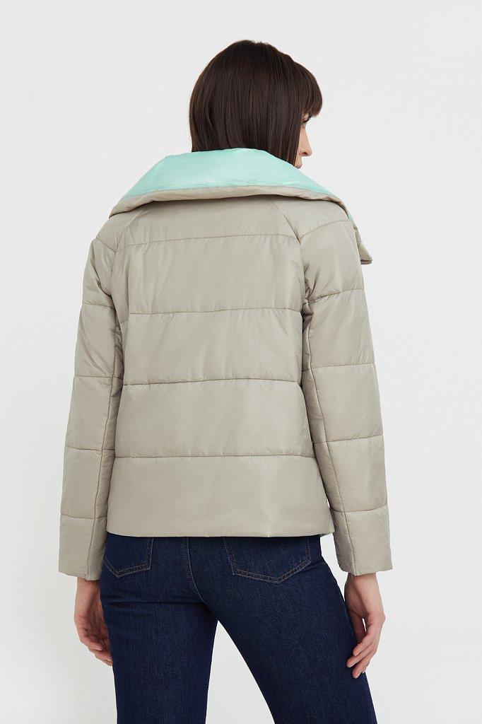 Куртка женская, Модель B21-11008, Фото №4